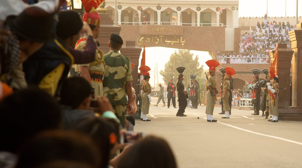 Amritsar which includes military items