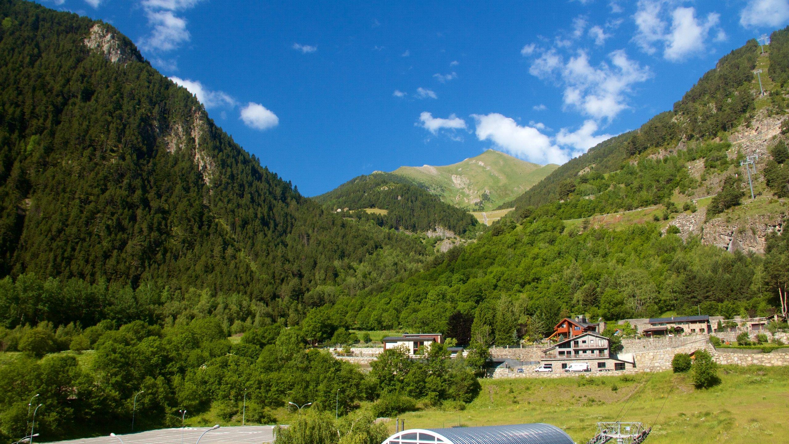 Andorra la Vella, Andorra la Vella, Andorra