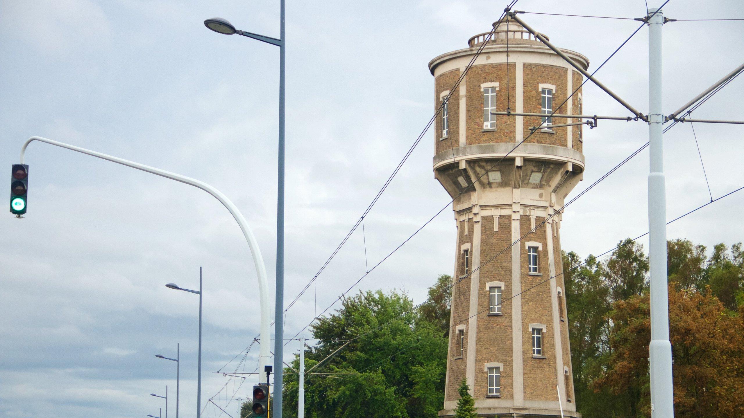 Ostend City Centre, Ostend, Flemish Region, Belgium