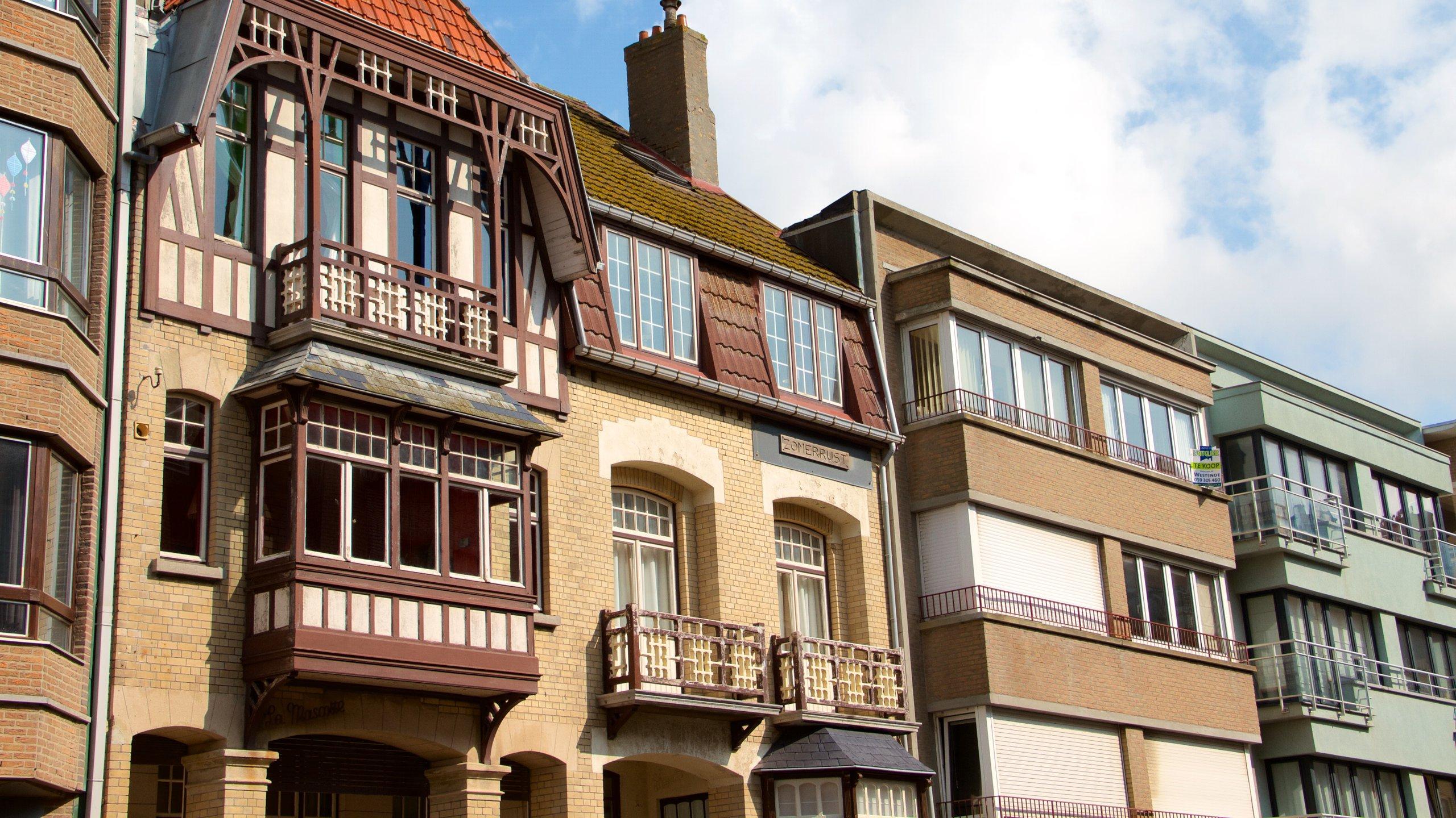 Middelkerke, Vlaanderen, België