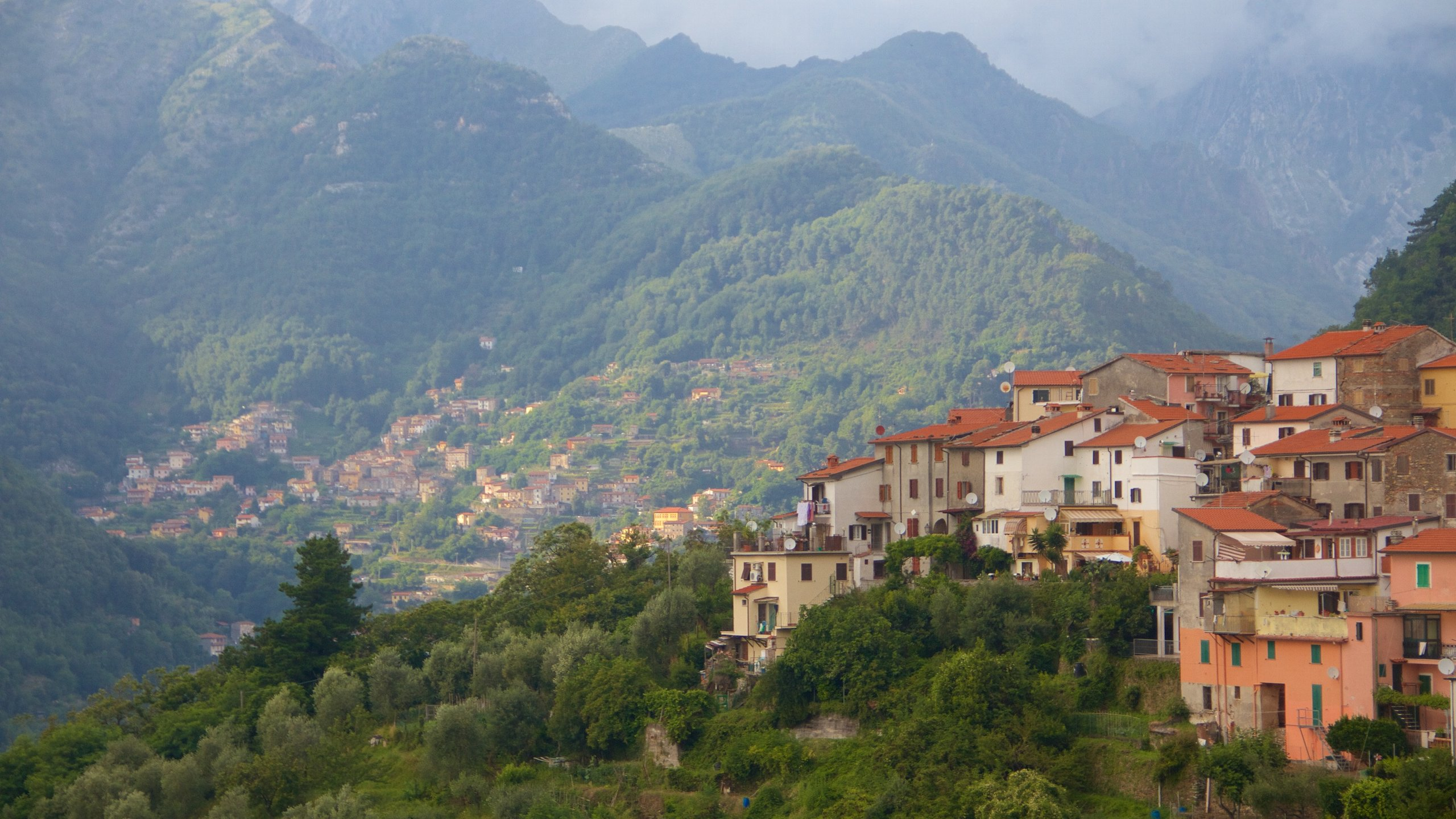 Massa Carrara (provincie), Toscane, Italië