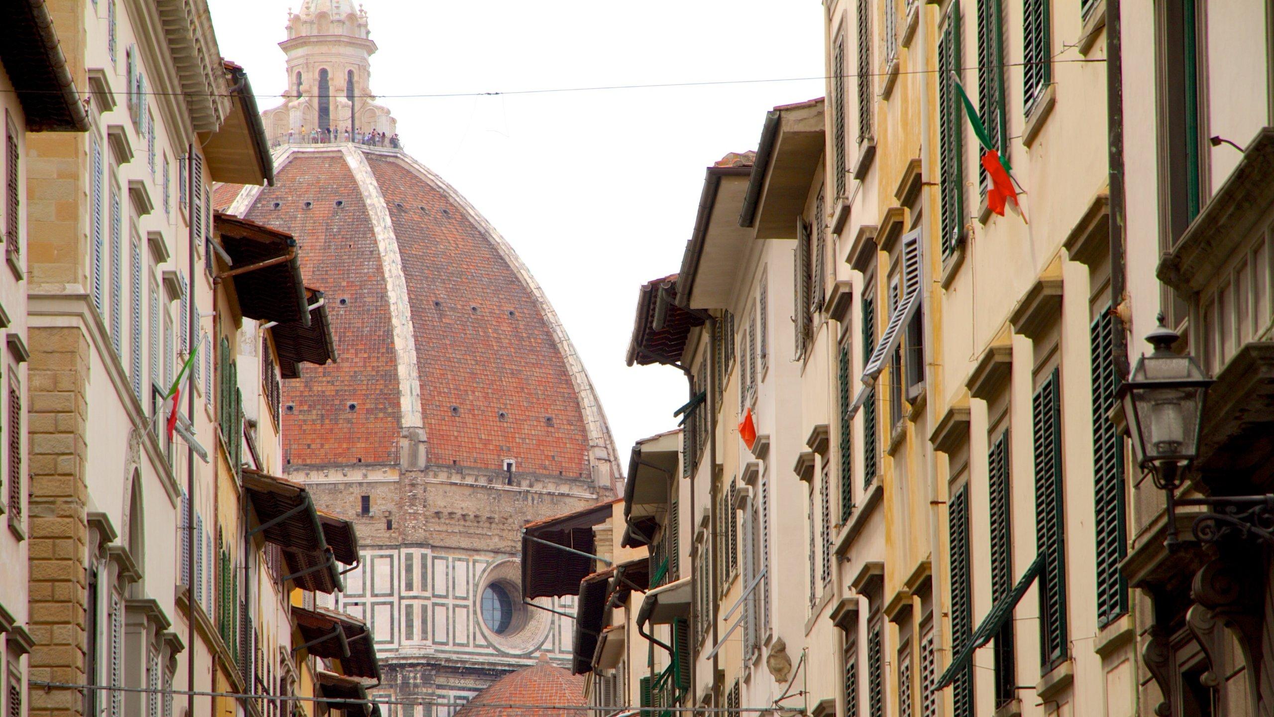 Plaza de la Santissima Annunziata, Florencia, Toscana, Italia