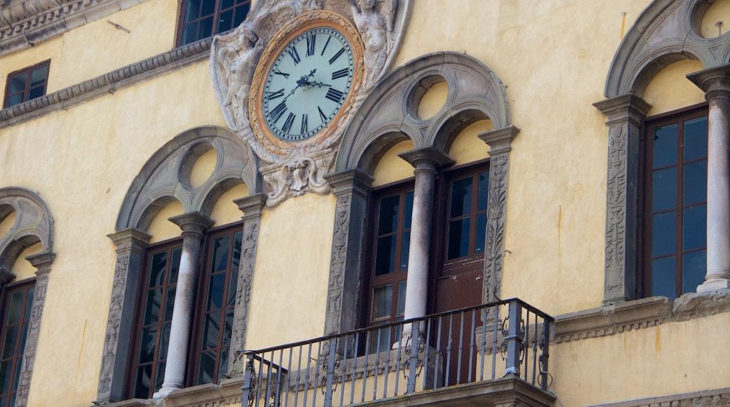 Eglise San Michele in Foro qui includes patrimoine architectural