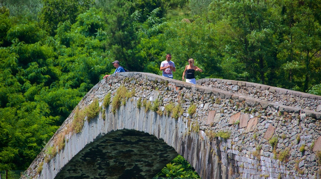 Ponte della Maddalena which includes a bridge as well as a couple