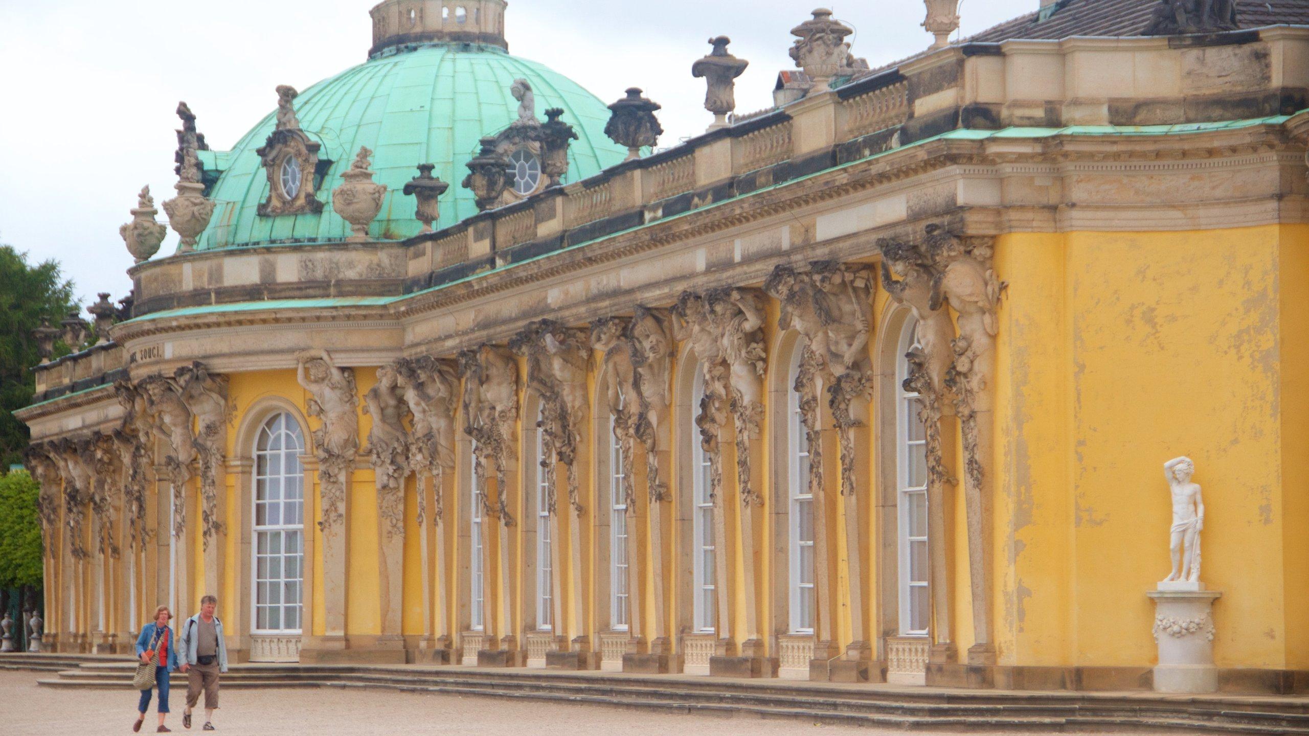 Brandenburger Vorstadt, Potsdam, Brandenburg Region, Deutschland