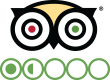 Trip Advisor aggregated rating