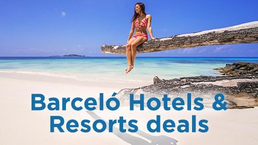 Barceló Hotels & Resorts deals