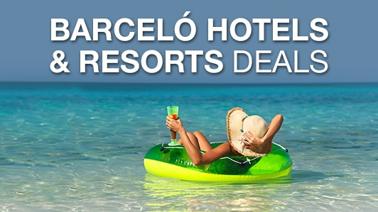 Barceló Hotels & Resorts deals