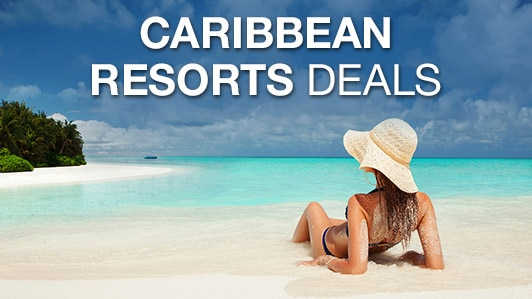 Caribbean resorts deals