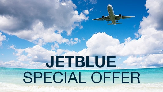 JetBlue round-trip flights from $84