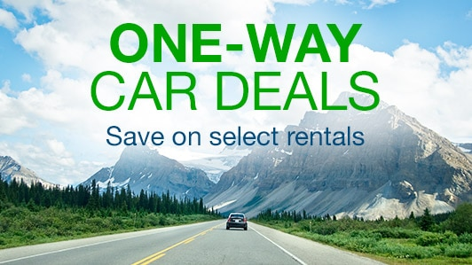 One-way car deals