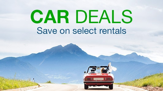 Car rental deals