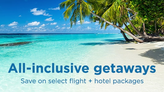 All-inclusive getaways
