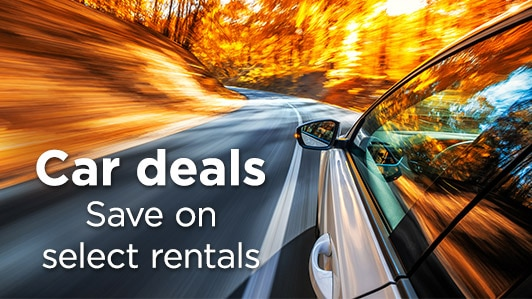Cheap car rental deals
