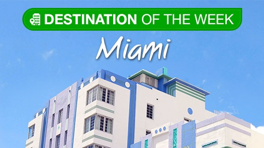 Destination of the week: Miami