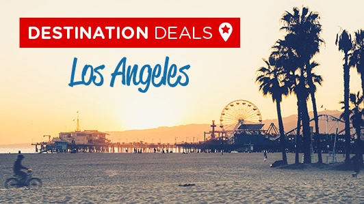 Destination Deals: Los Angeles