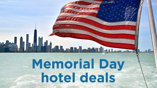 Memorial Day hotel deals