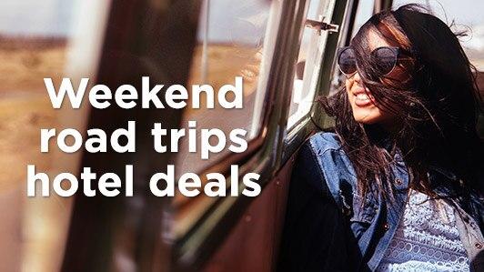 Cheap weekend getaways!