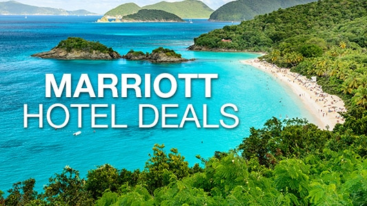Marriott hotel deals