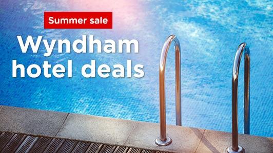 Wyndham summer sale!