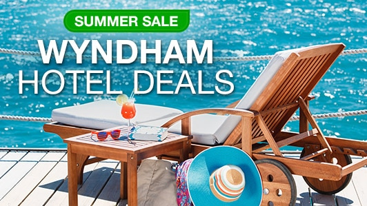 Wyndham summer sale!