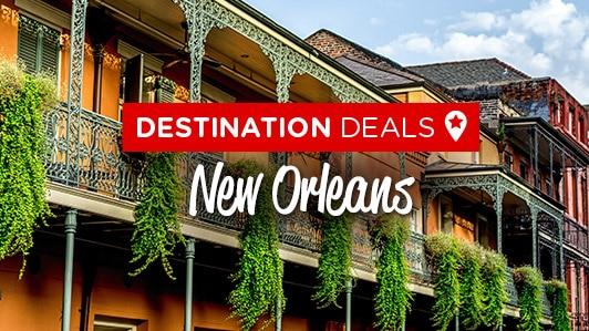 Destination deals: New Orleans