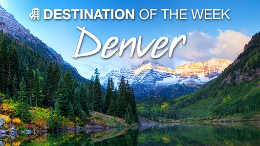 Destination of the week