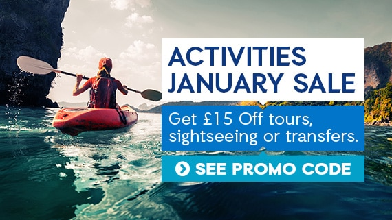 ebookers activities January Sale