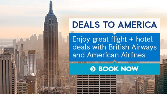British Airways American Airways Sale