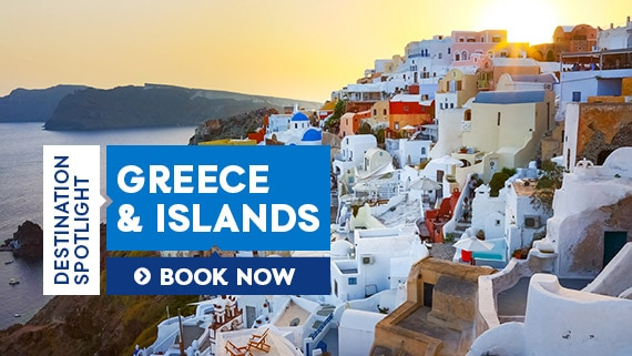 Destination Spotlight Greece