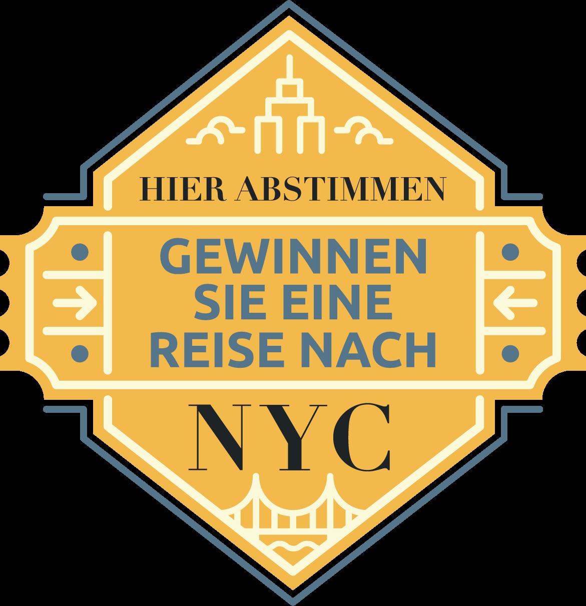 Gewinnen Sie eine Reise Nach NYC