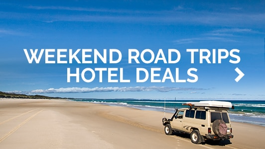 Weekend Road Trips Hotel Deals.