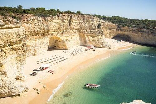 TOP-10: Portugalin uimarannat