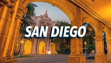 San Diego Hotel and Flight Deals