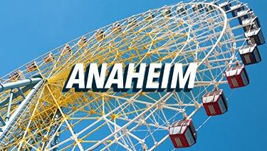Anaheim Hotel and Flight Deals