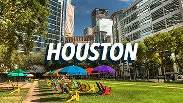 Houston Hotel and Flight Deals