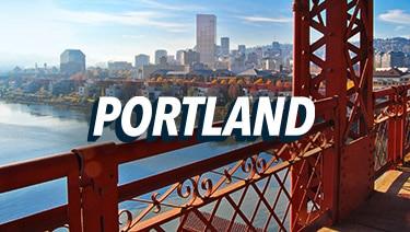 Portland Hotel and Flight Deals