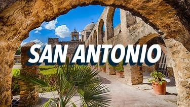 San Antonio Hotel and Flight Deals