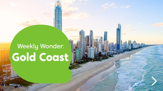 Weekly Wonder: Gold Coast