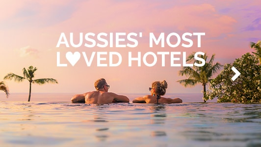 Aussies Most Loved Hotels
