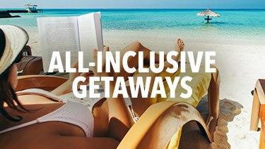 All-Inclusive Hotel Getaways