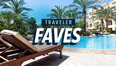 Traveler Favorite Hotels