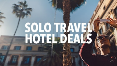 Solo Travel Hotel Deals