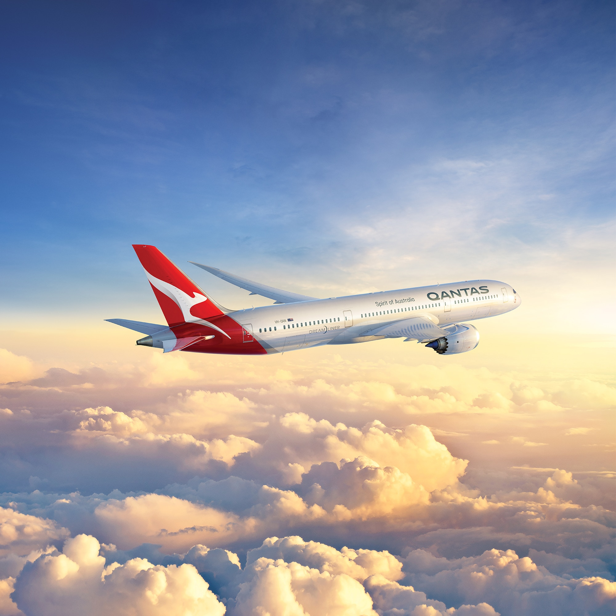 Qantas Airways (QF) Flights: AU$947 Flight Tickets & Deals