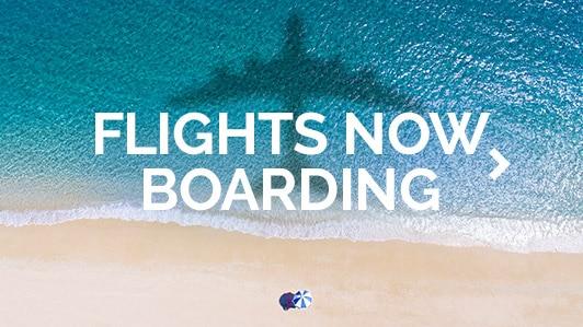 Flights Now Boarding