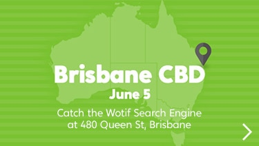 The Wotif Search Engine: Brisbane CBD