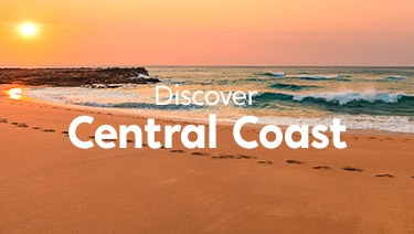 Discover the Central Coast