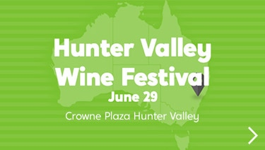 Wotif Search Engine: Hunter Valley Wine Festival