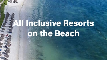 All Inclusive Beachfront Resorts