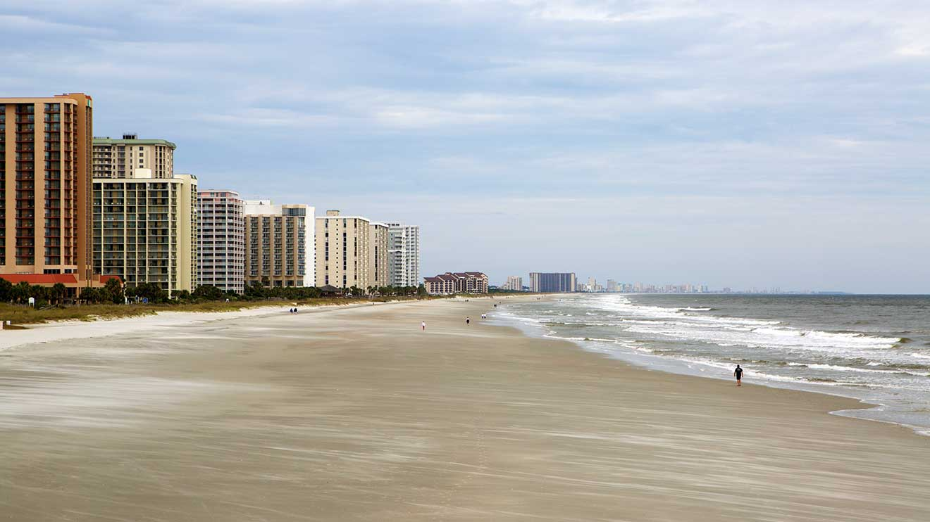 Cheap Flights to Myrtle Beach, South Carolina (MYR Airport